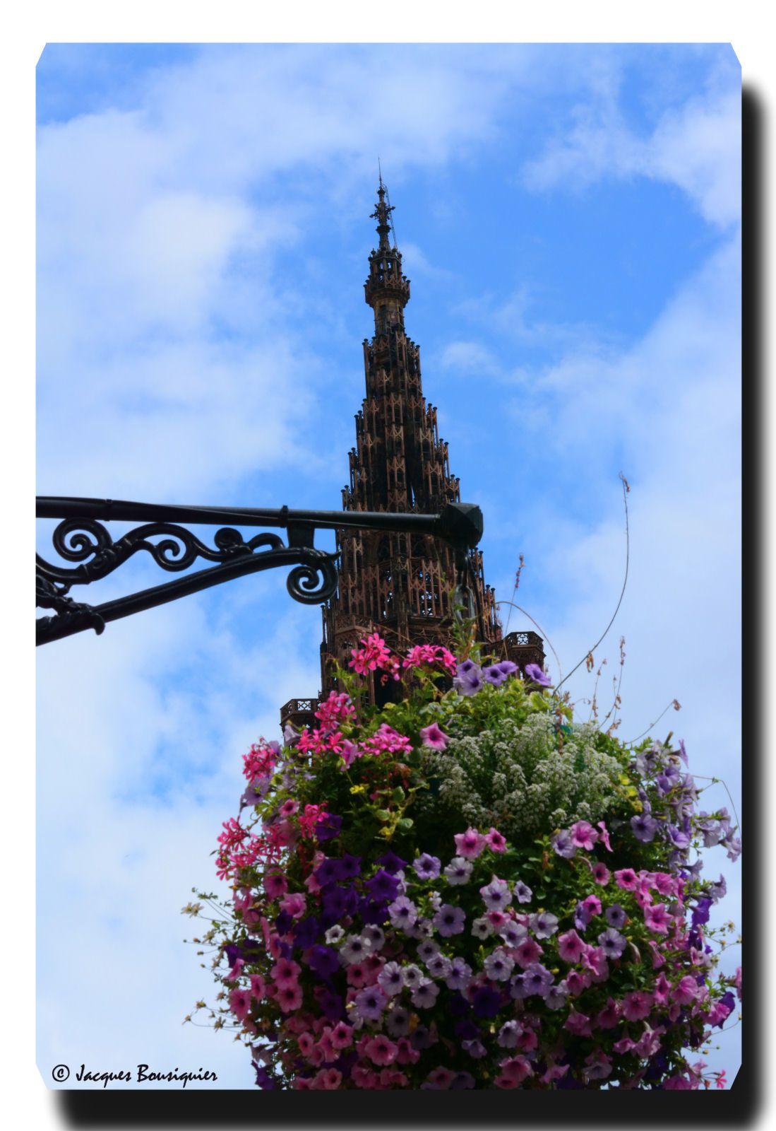 Composition remarquable et remarquée cet après-midi à Strasbourg