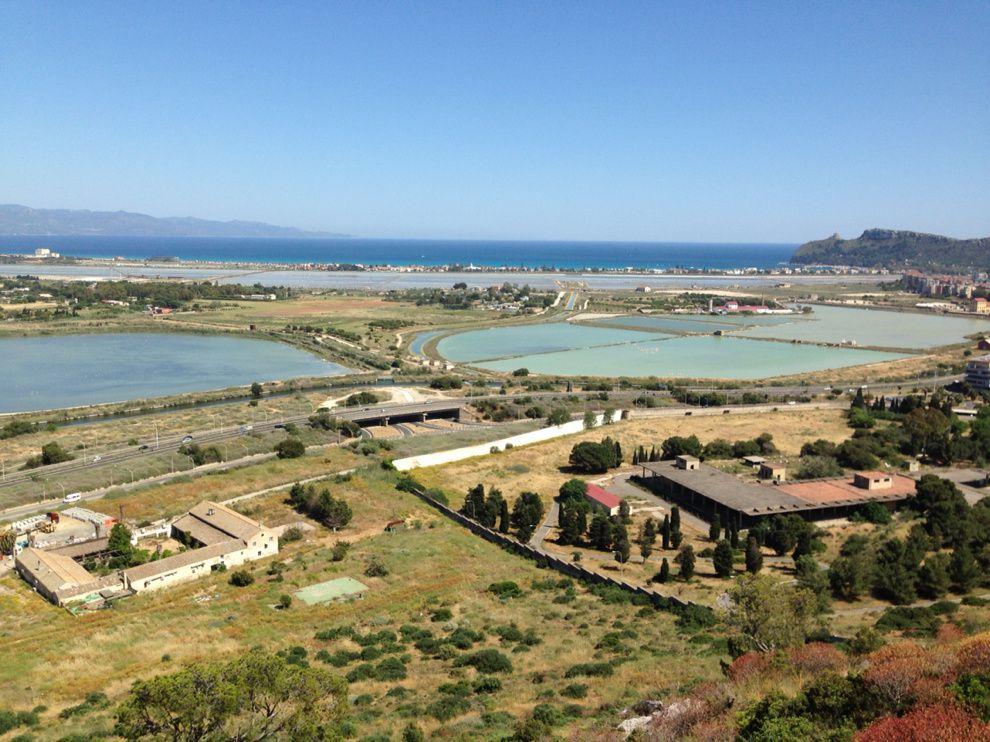 Cagliari, on dirait le sud...