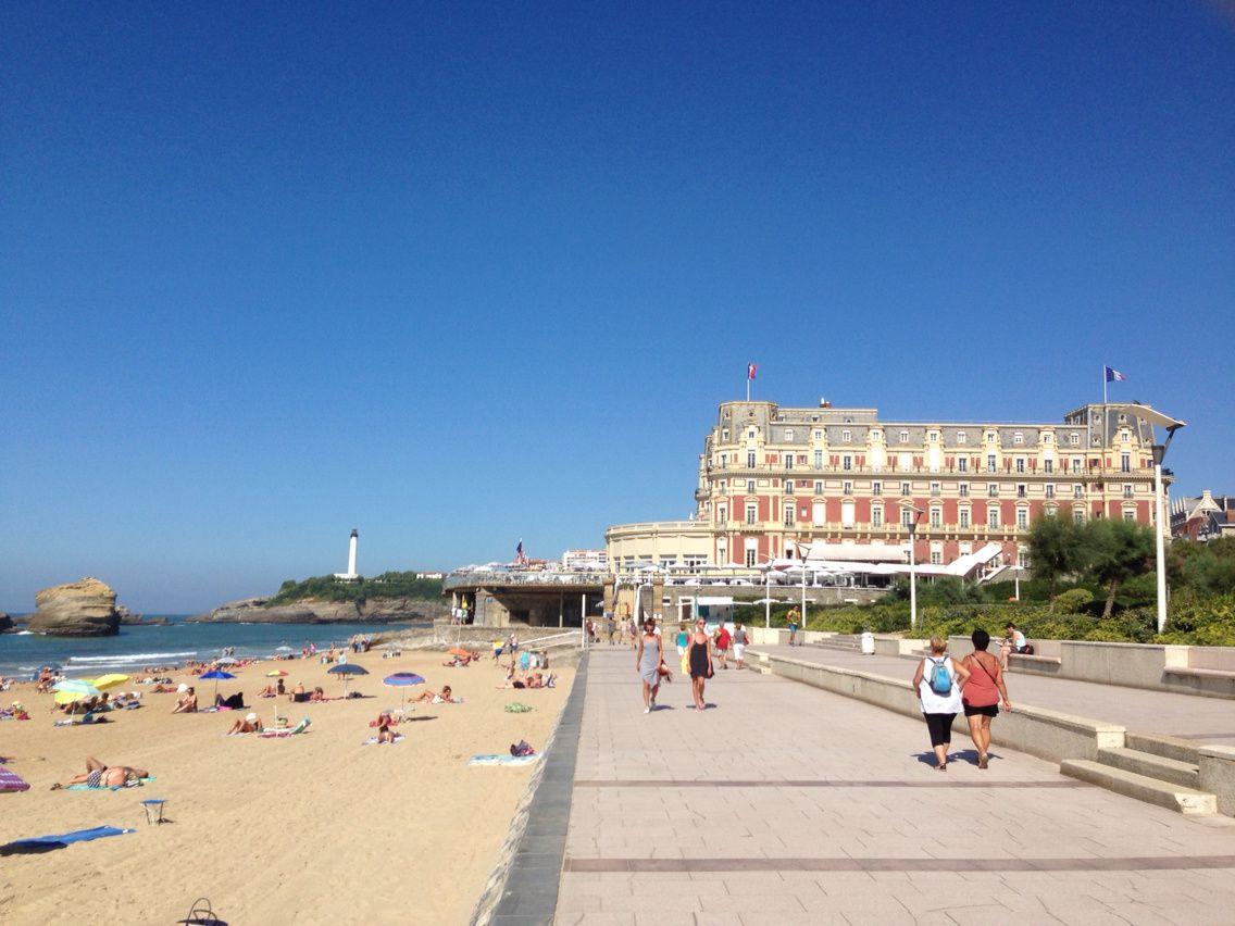 Cartes postales de Biarritz