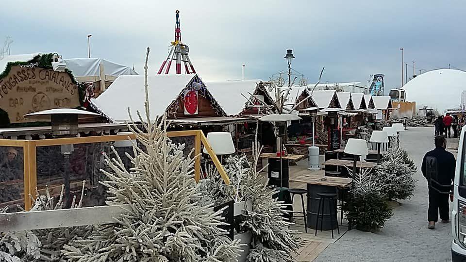 le Village de Noël du Barcarès 2017