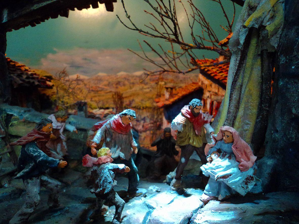 Pessebres d'Olot : Exposition de crèches traditionnelles catalanes au Soler du 6 au 16 décembre 2018.