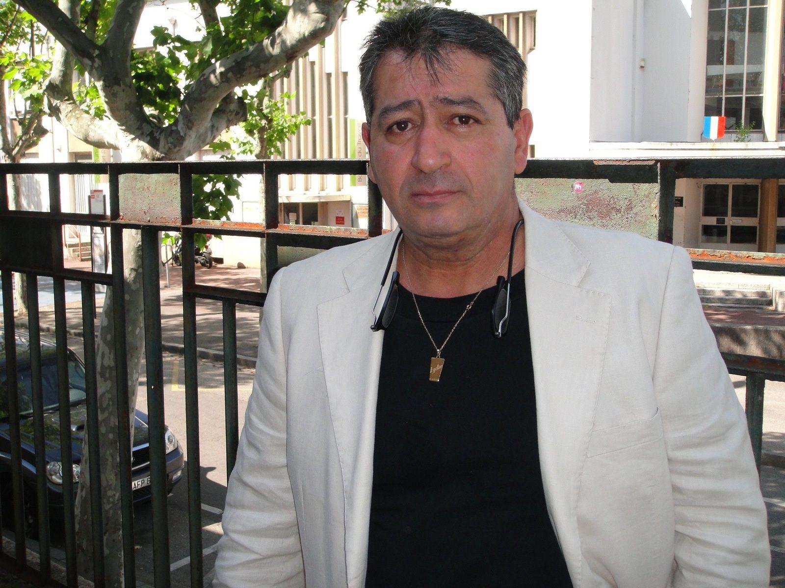 Djamel Bezriche l'un des grands maîtres de la discipline