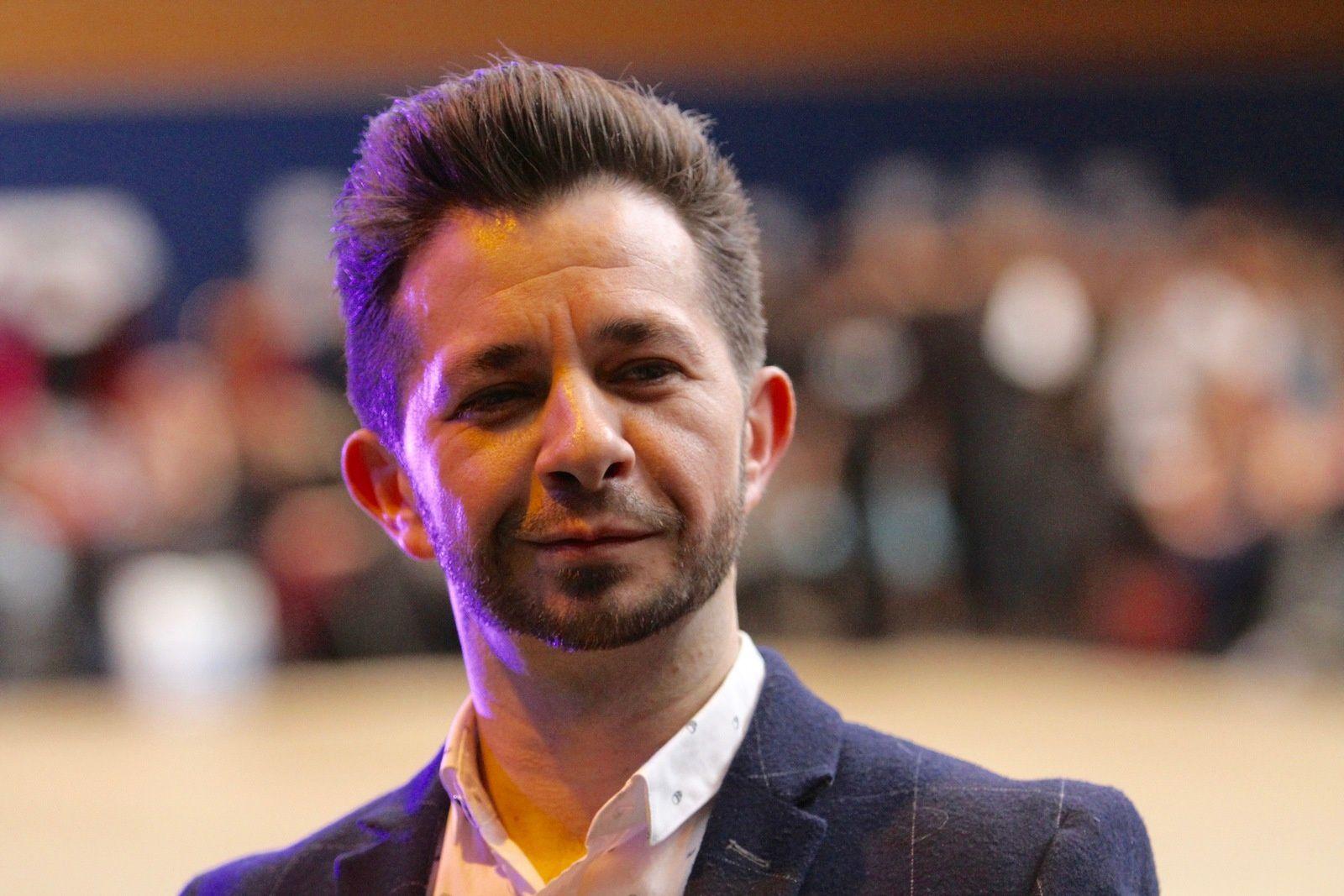 Stéphane Guijarro président et danseur de Lyon Métropole Danse Sportive