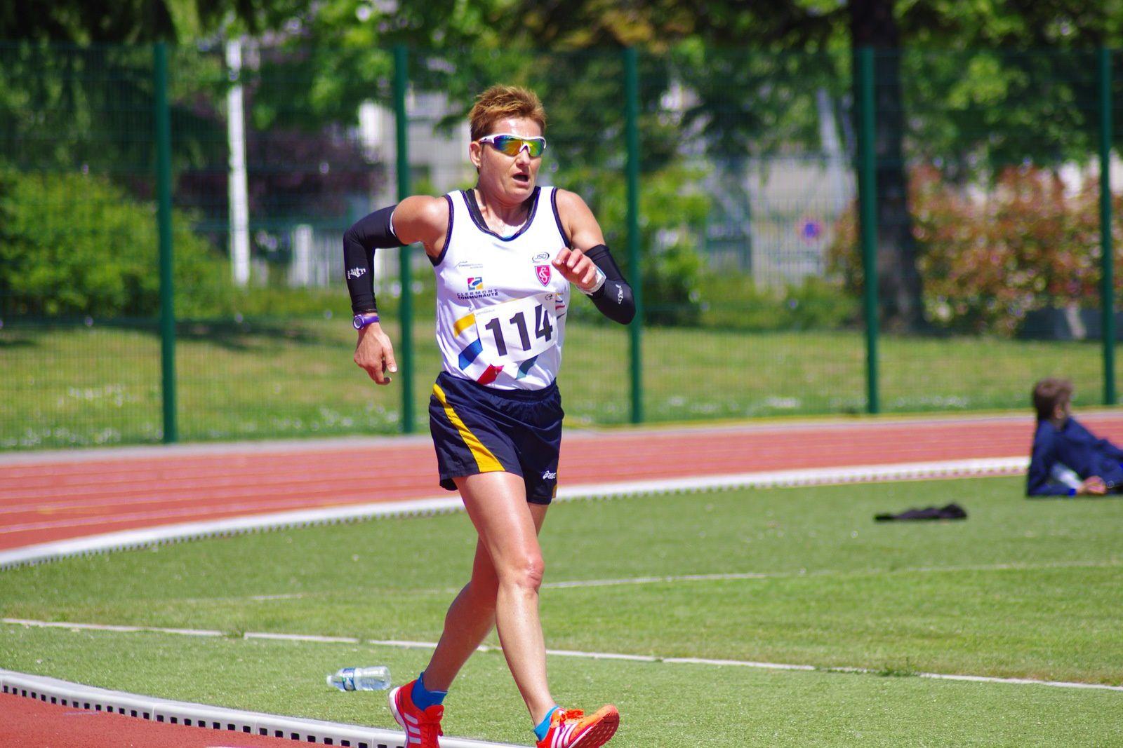 Des meilleures performances françaises battues au Meeting d'athlétisme de Vénissieux