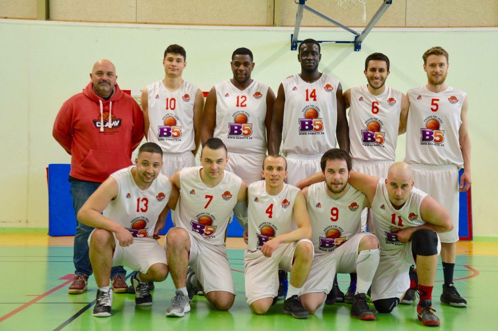 Les basketteurs du CLAMV sont en finale de la Coupe du Rhône et Lyon Métropole