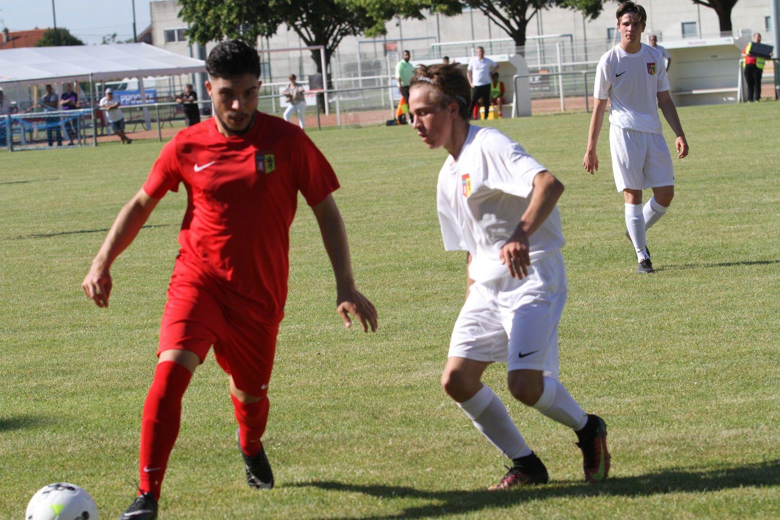 Coupe du Rhône de football U19 : L'US Vénissieux logiquement