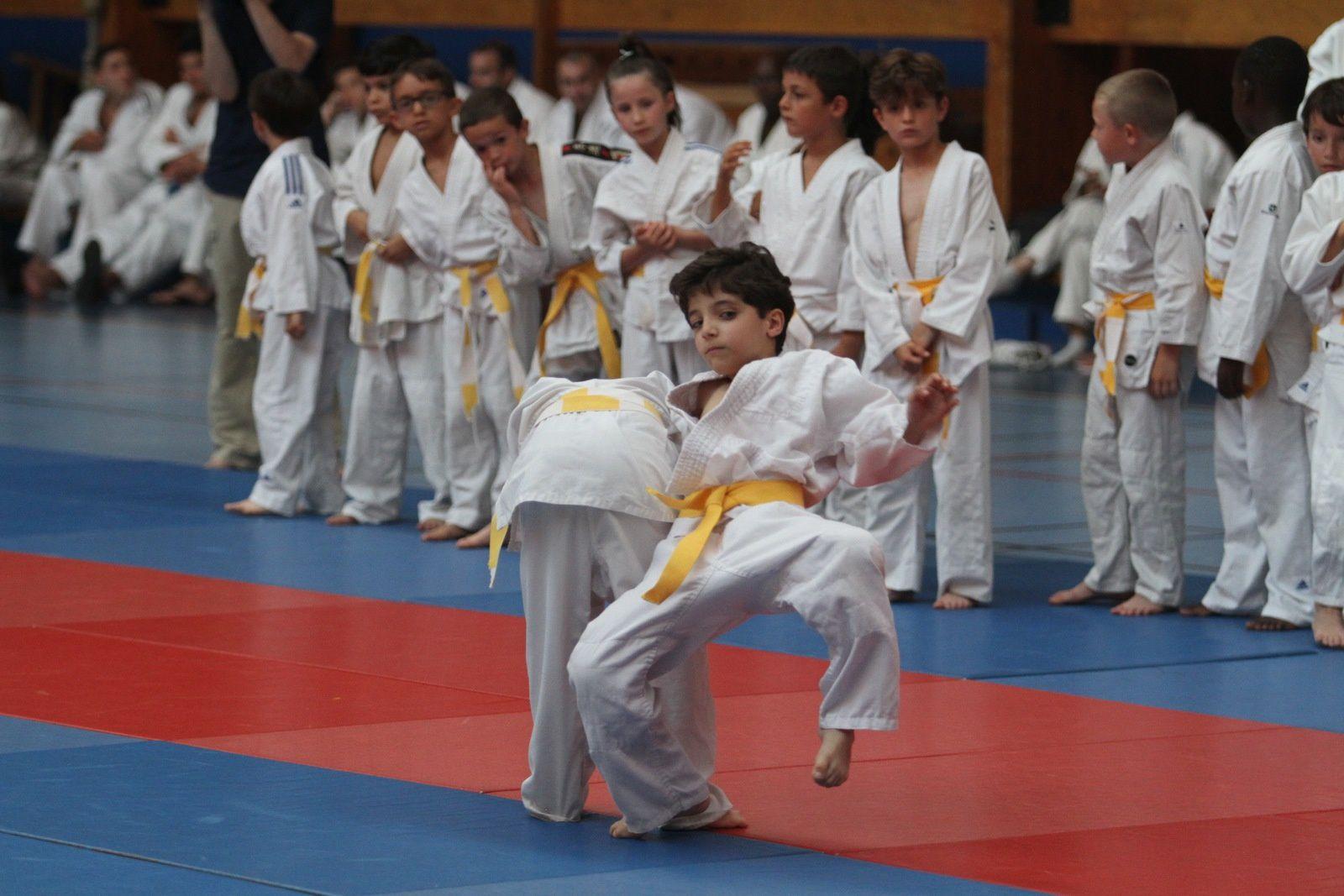 Le judo version Parilly a fini la saison en beauté
