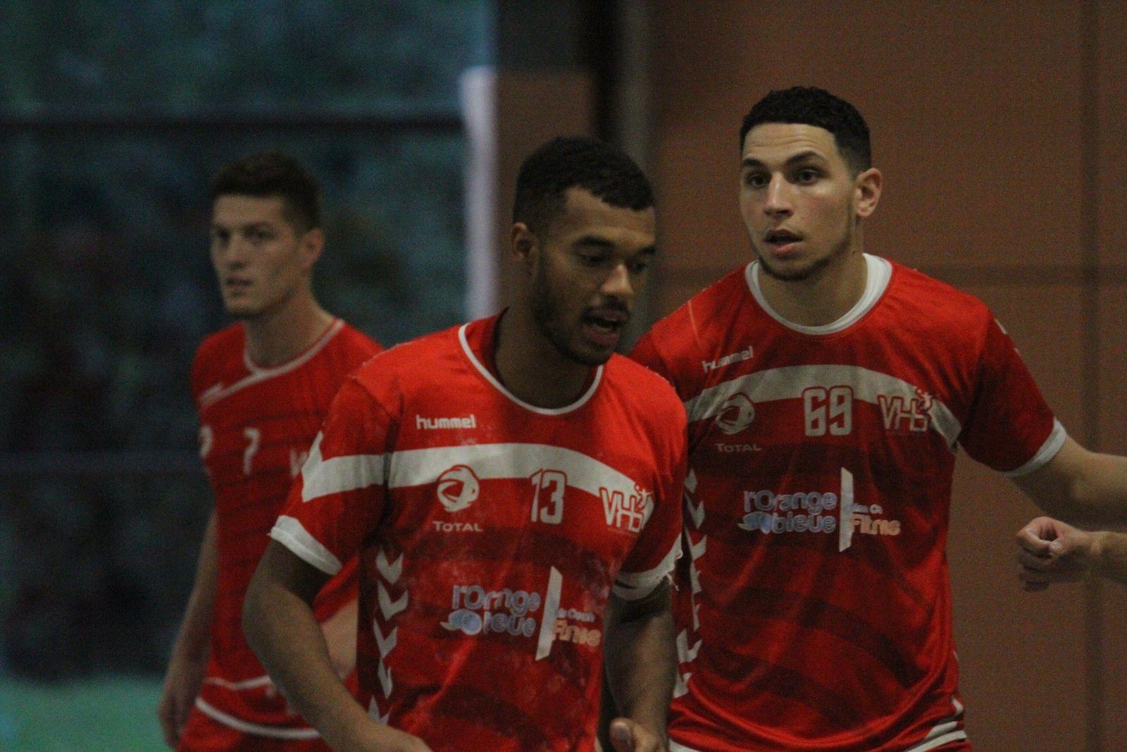 Première défaite en match de préparation pour les Vénissians face au centre de formation de Chambéry
