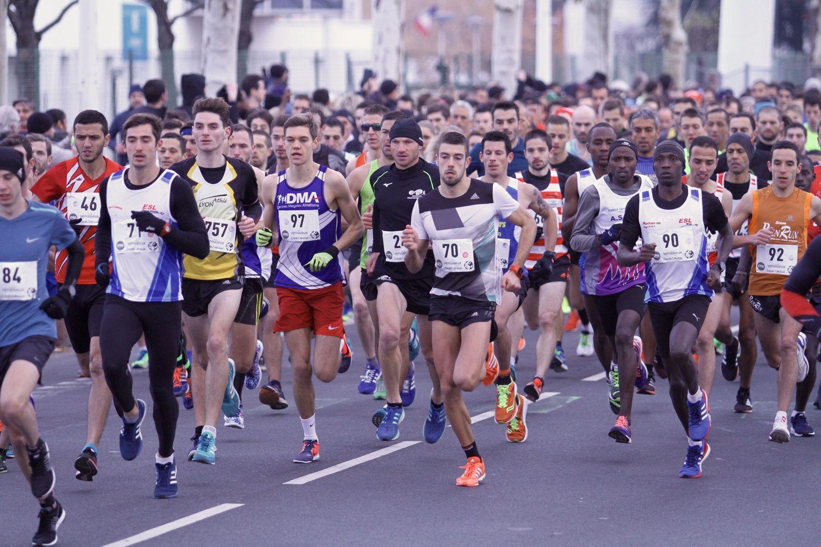 Près de 1700 coureurs ont été classés dans les 4 épreuves de la 38e Foulée Vénissiane