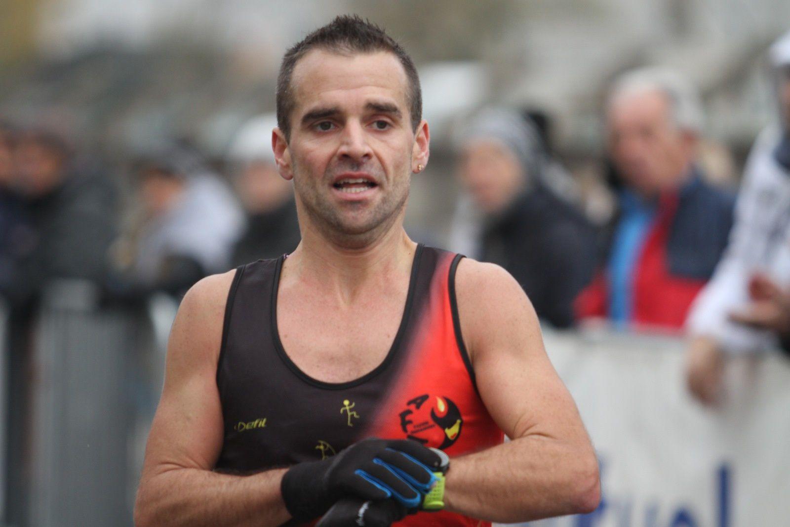 Laurent Leroi 15e lors du 21km de la Foulée Vénissiane