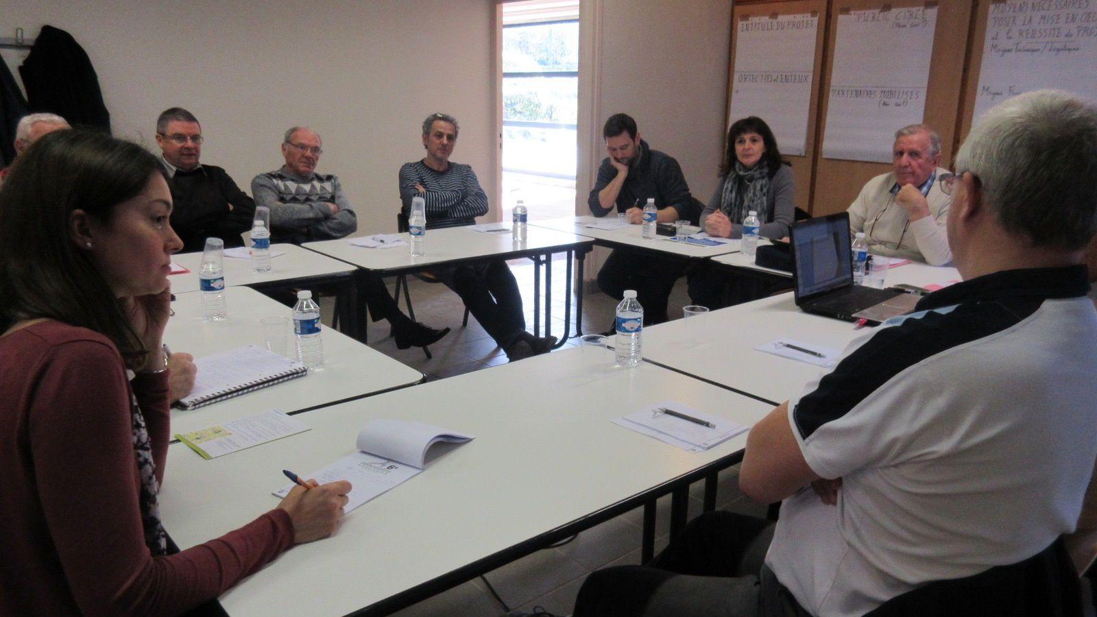 La rencontre Ville/OMS/Mouvement sportif est une démarche participative d'échanges et de reflexions