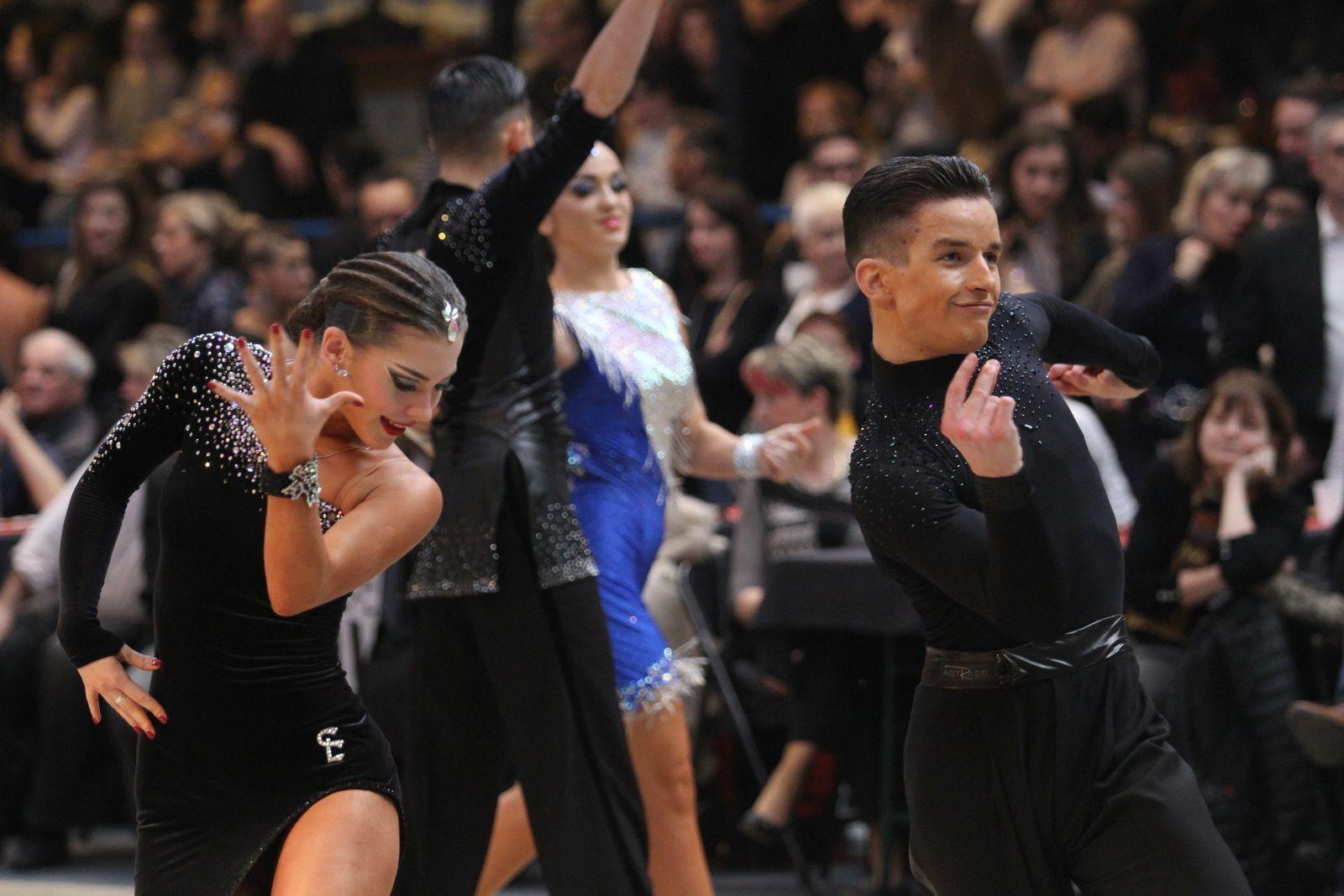 Pour la première fois les championnats de France de danses latines ont lieu sur la commune