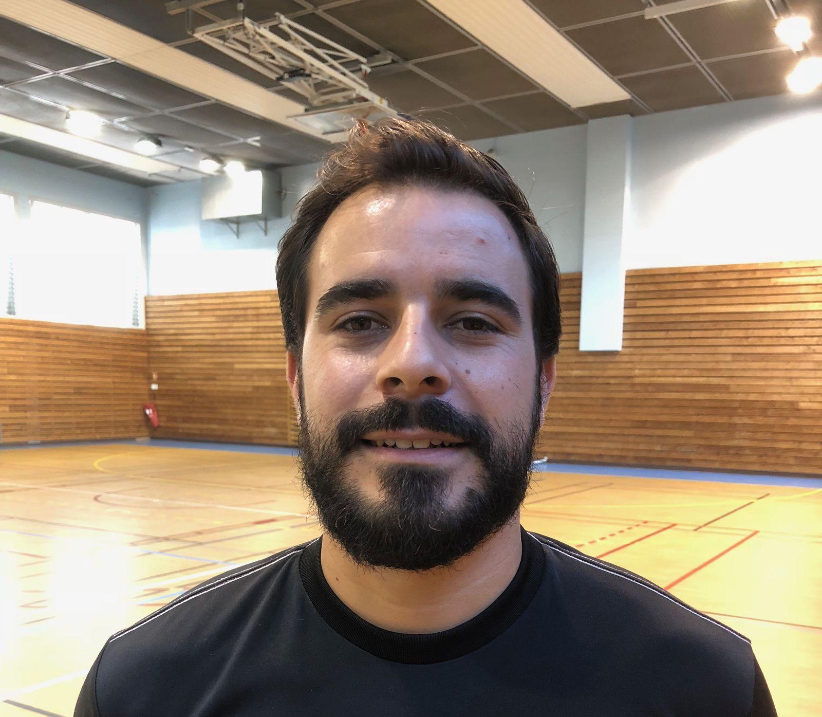 Maxime Alvès, une recrue de choix pour Vénissieux Handball