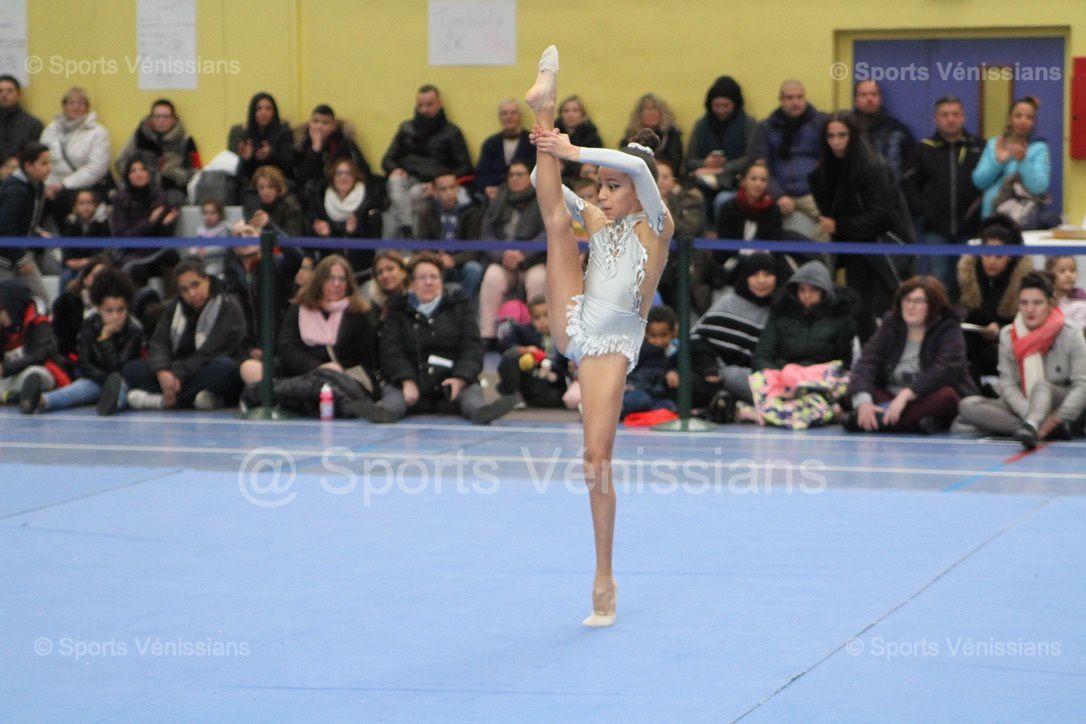 Chou blanc pour les gymnastique rythmique vénissiane lors des championnats de France individuels de la duscipline.