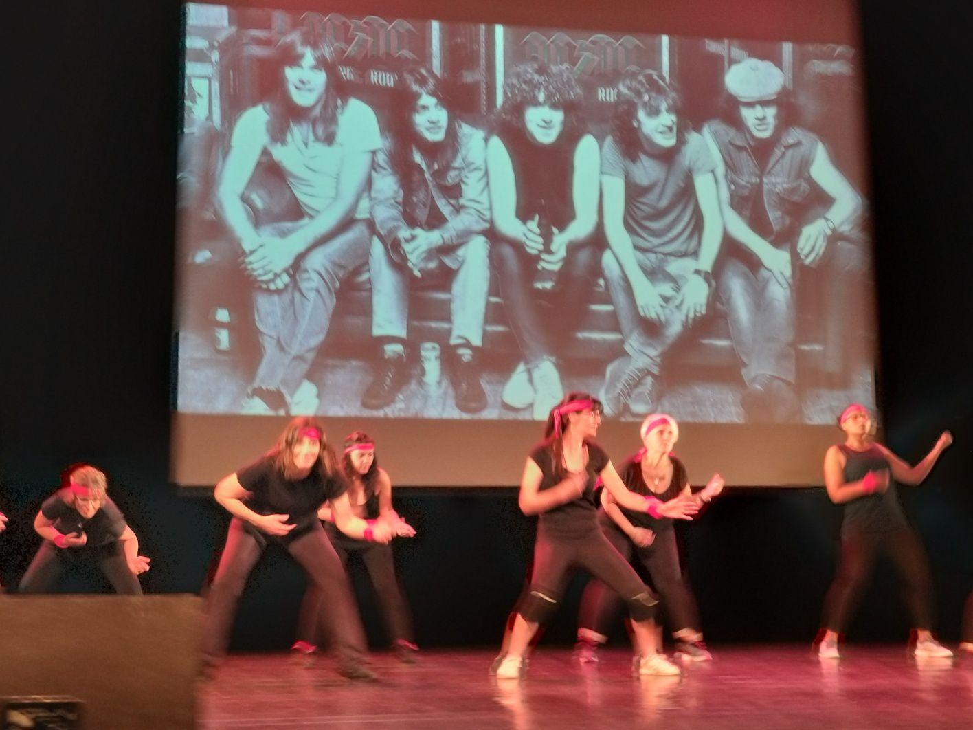 Photos : © CMOV Gym Danse et Trampoline