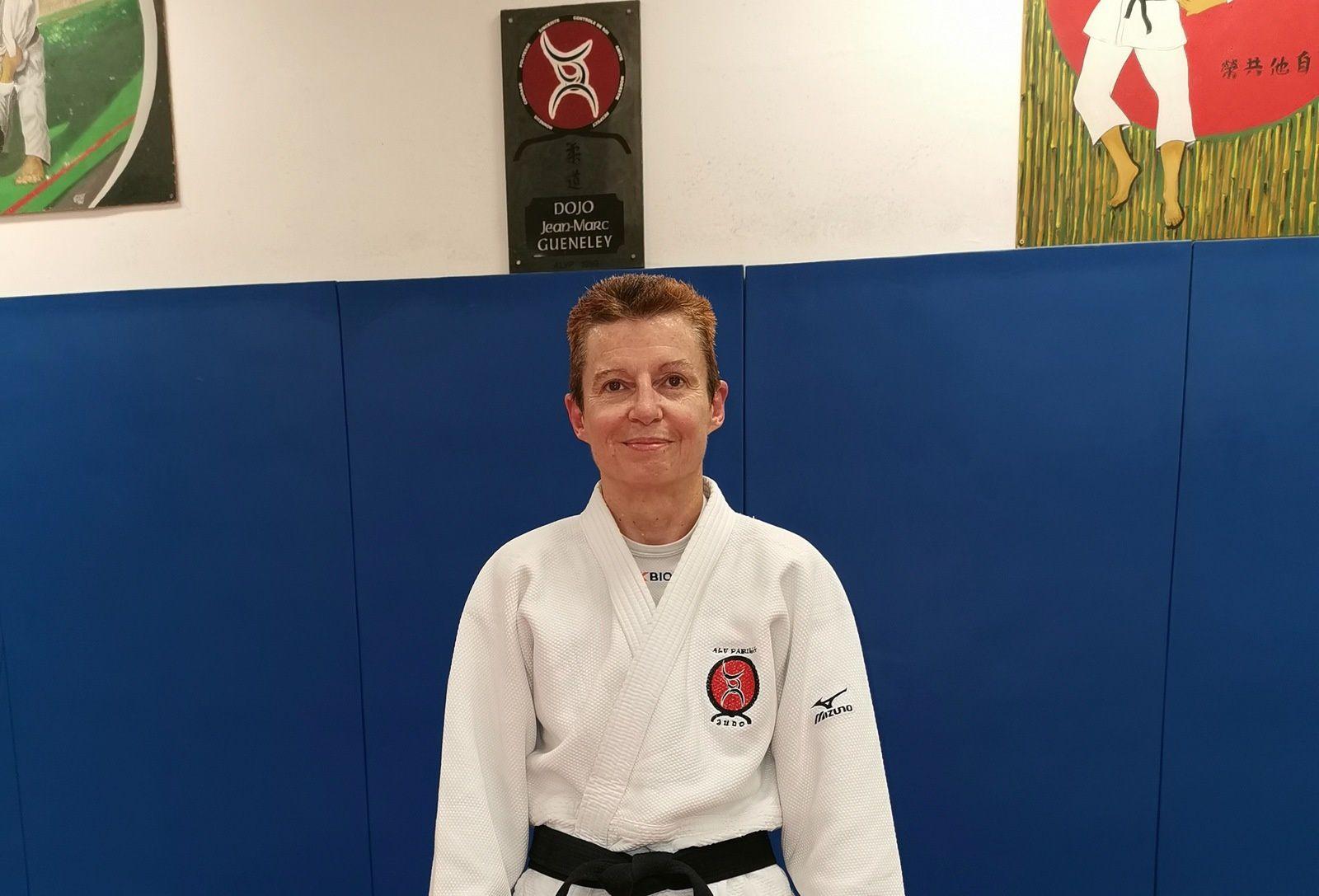 Martine Filiptchenko (ALVP Judo) medaillée de bronze aux Mondiaux masters