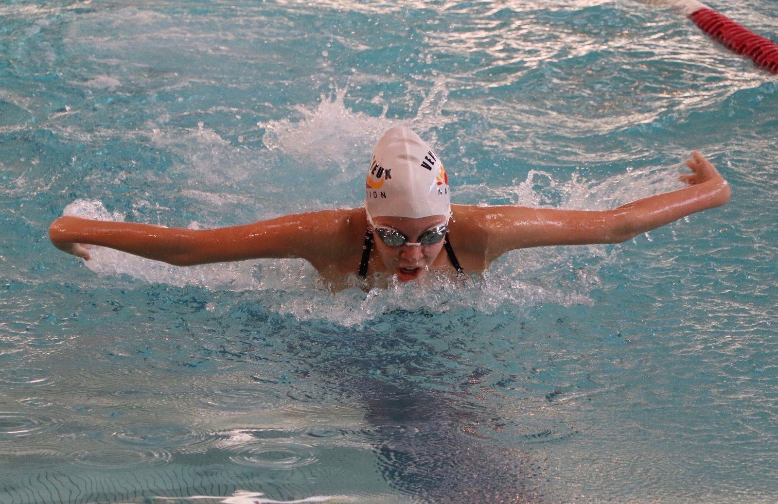 175 nageurs ont participé à la traditionnelle Coupe de la ville de natation