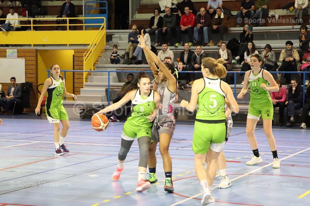L'ALVP Basket féminin remporte le match à ne pas perdre