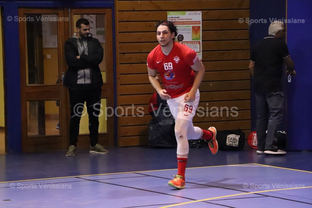 Vénissieux Handball annihile Saint-Étienne