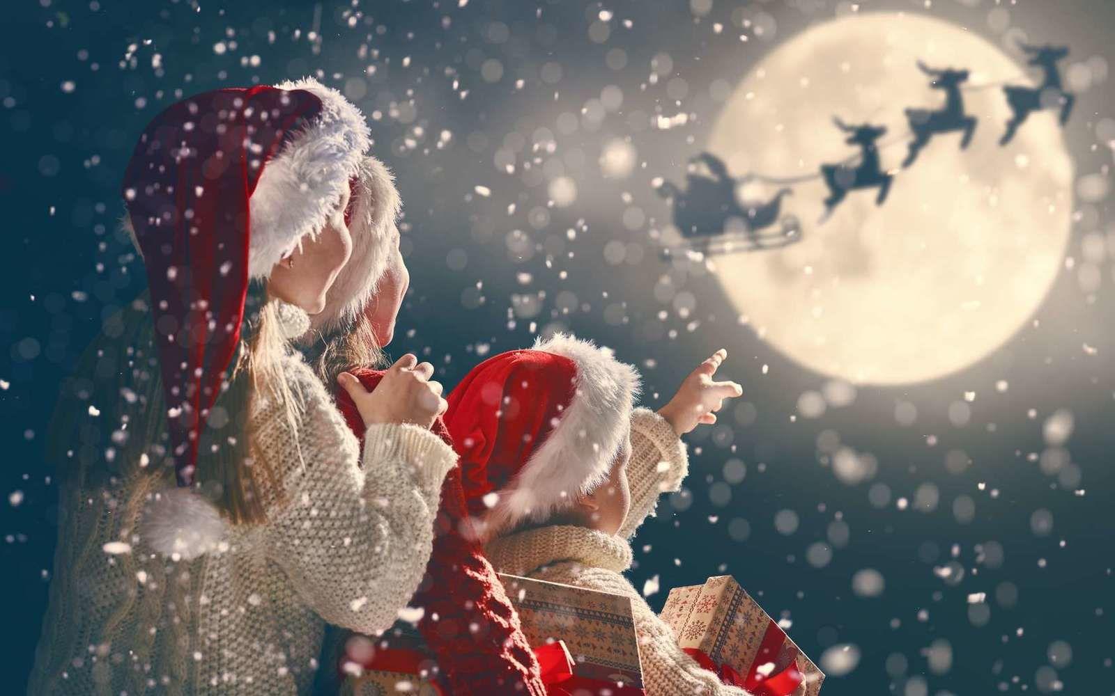 Joyeux Noël à vous tous - Photo : © DR