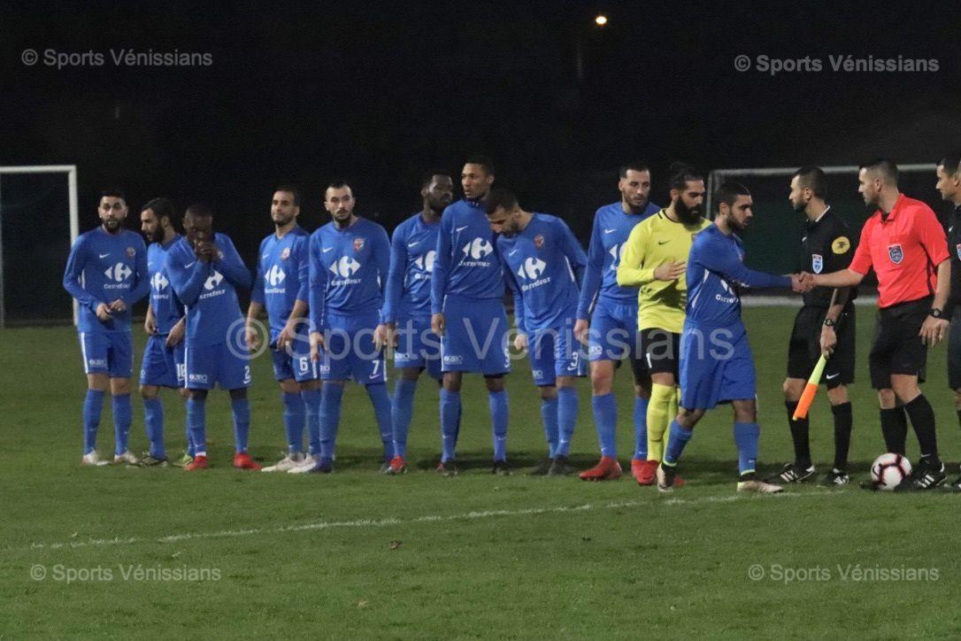Un nul qui n'a pas satisfait Vénissieux FC