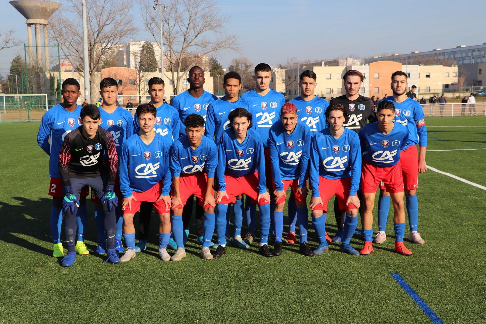 Les U18 de Vénissieux FC seront opposés au centre de formation de Dijon FCO