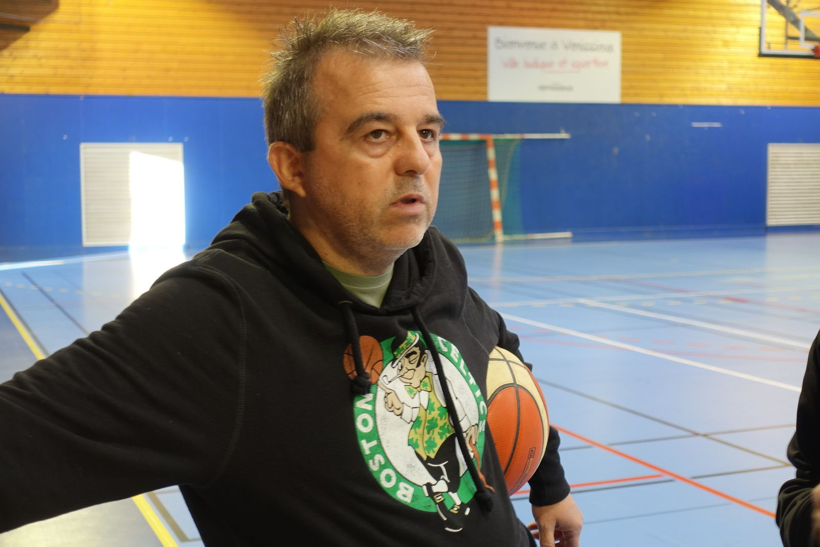 Christophe Chabroud (ALVP Basket féminin)