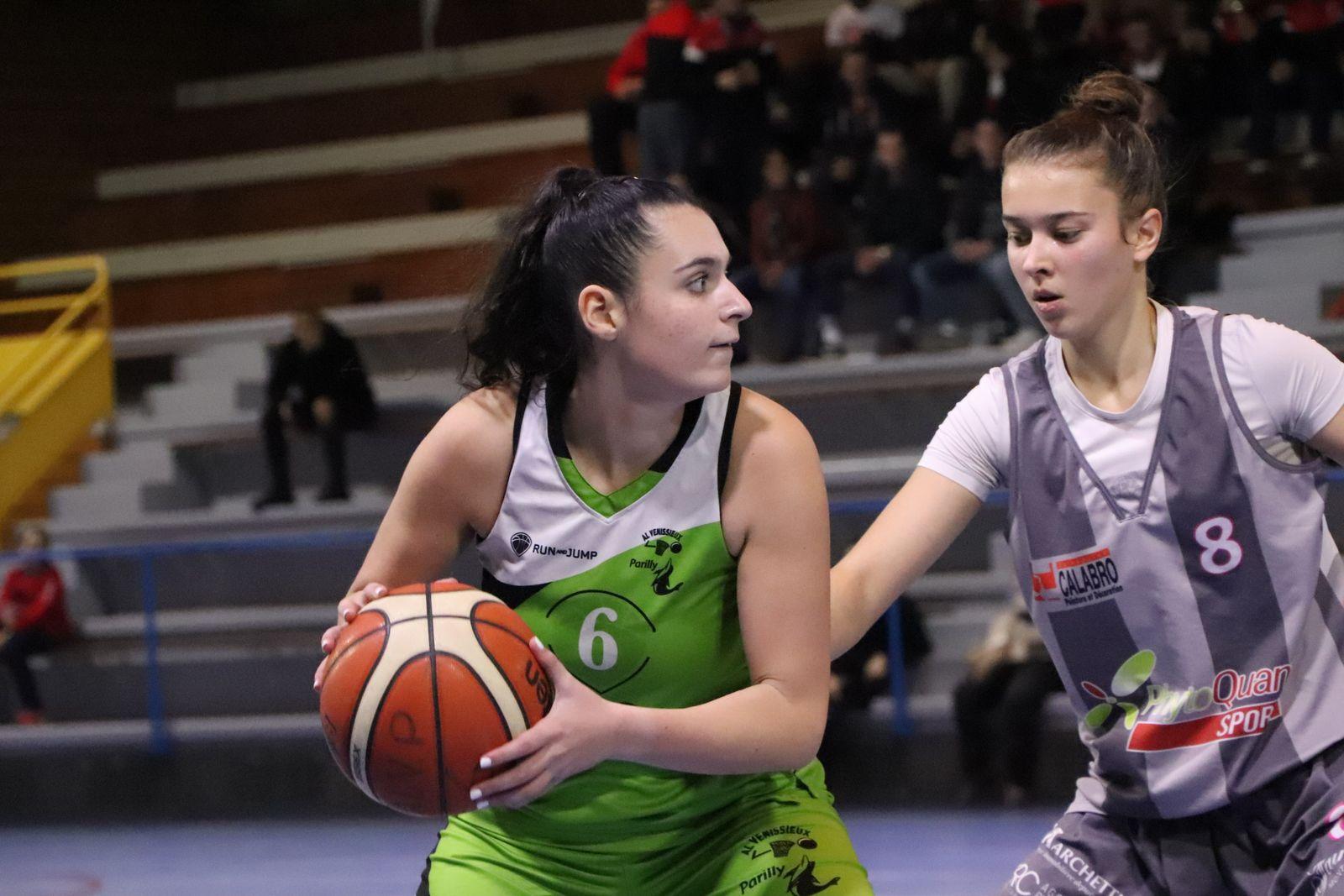 On reverra les féminines de l'ALVP Basket en Nationale 3 lors de la saison 2020/2021