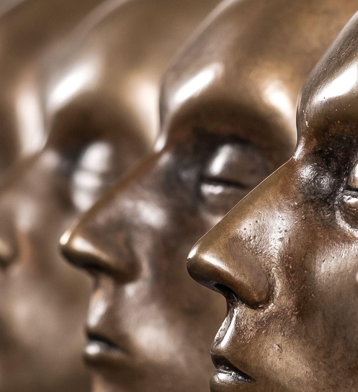 A l'intérieur des masques - Photo : © DR