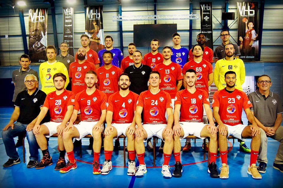 L'équipe fanion de Vénissizux Handball s'est classée 4e de la poule 5 de Nationale 2 avec 33 points 9 victoires, 1 nul et 4 défaites