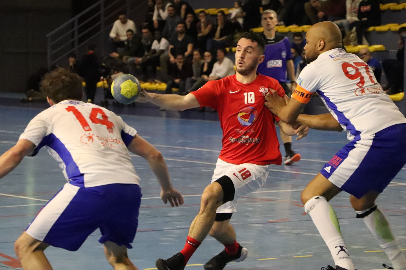 Le handball national reprendra à Vénissieux le 19 septembre