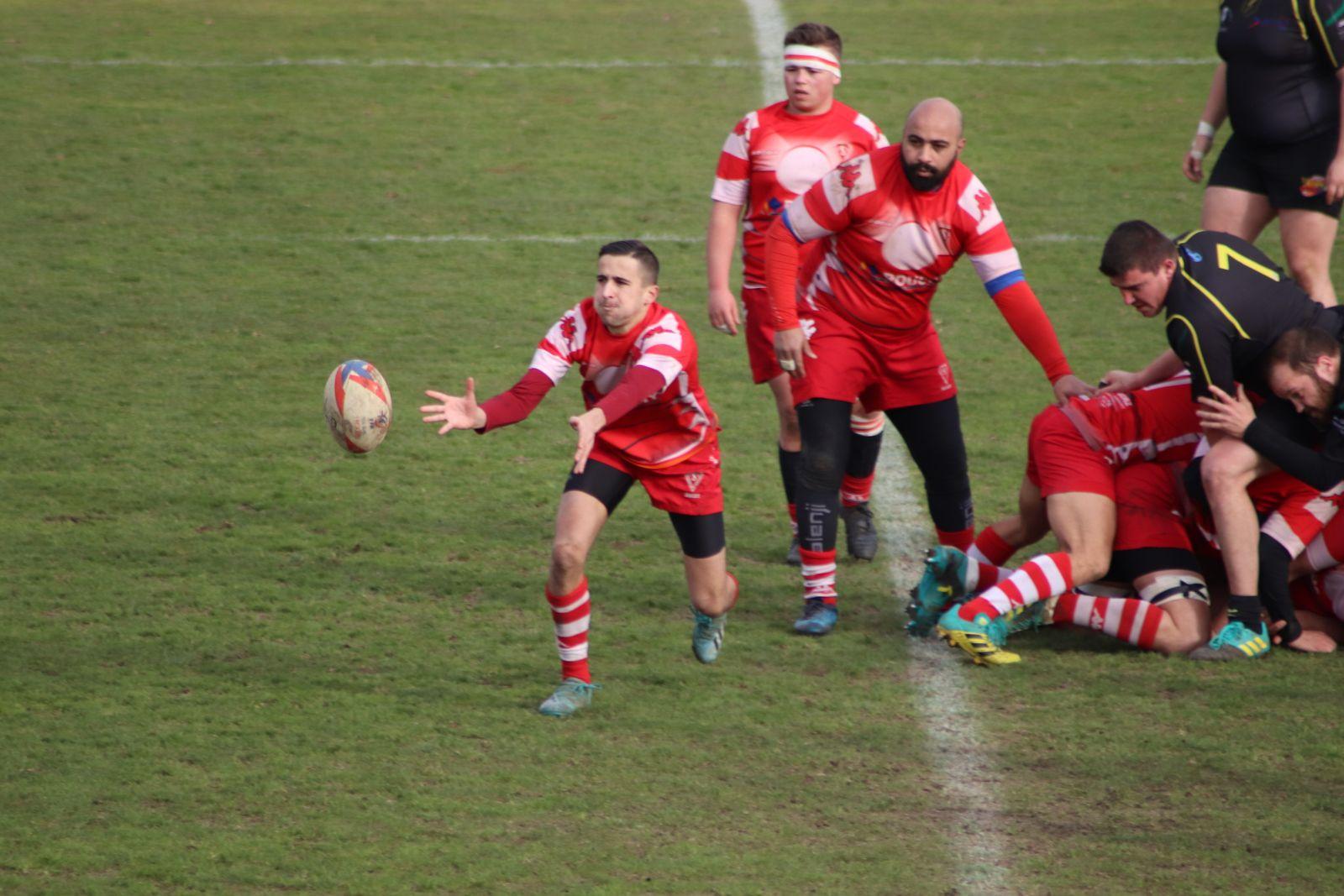 L'équipe fanion de l'US Vénissieux Rugby évoluera en 1e et 2e série du championnat territorial une saison encore