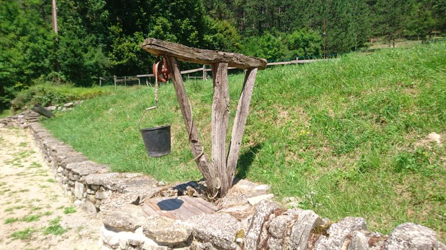 Saint-Moirans : ancien puits
