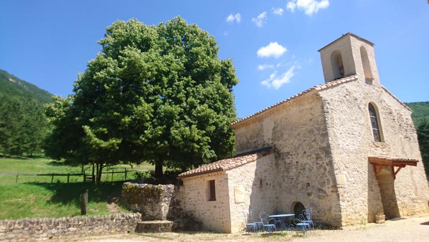 Saint-Moirans : la chapelle