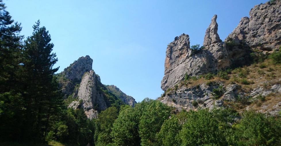 Gorges de Saint-Moirans