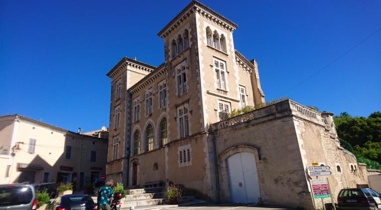 Château de Marsanne (17e siècle)