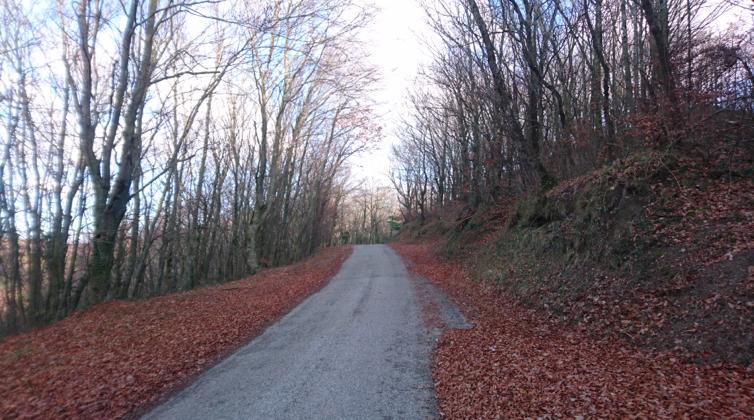 Montée au col de Lunel, par Les Lombards