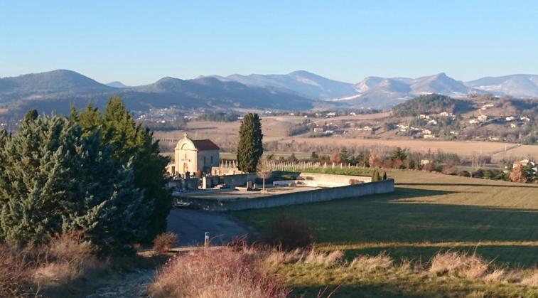 La chapelle de Piégros la Clastre