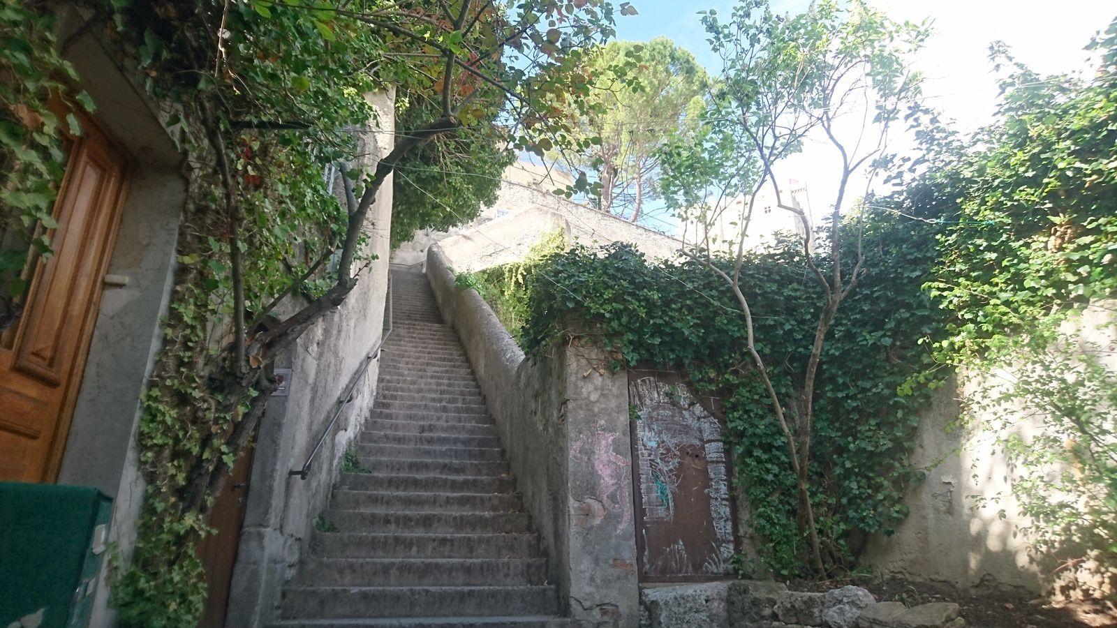 Escalier de Pierre-Louis.