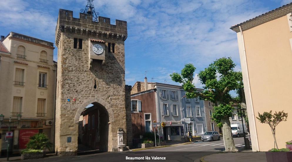 Beaumont lès Valence