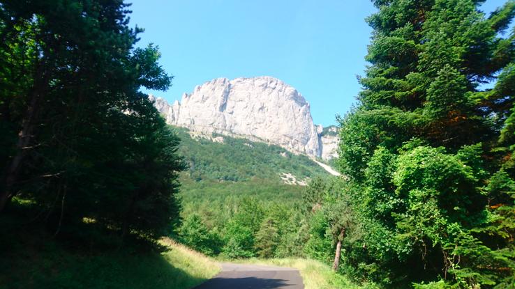 Col de la Chaudière, par Saillans (AR)