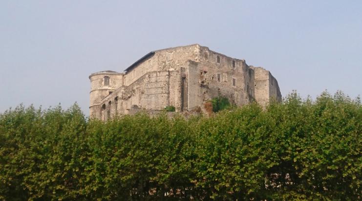 Le château de La Voulte