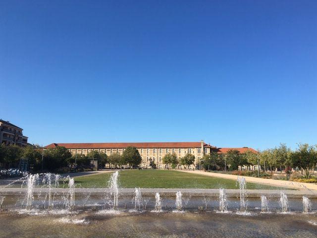 Valence : champ de Mars, lycée Emile Loubet