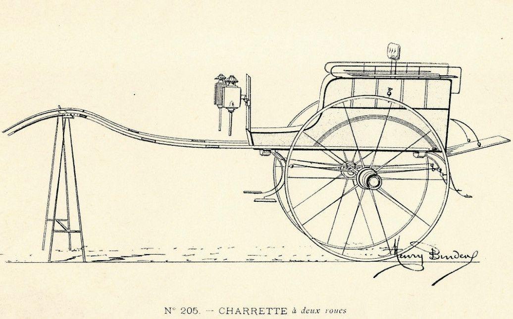 Charrette anglaise