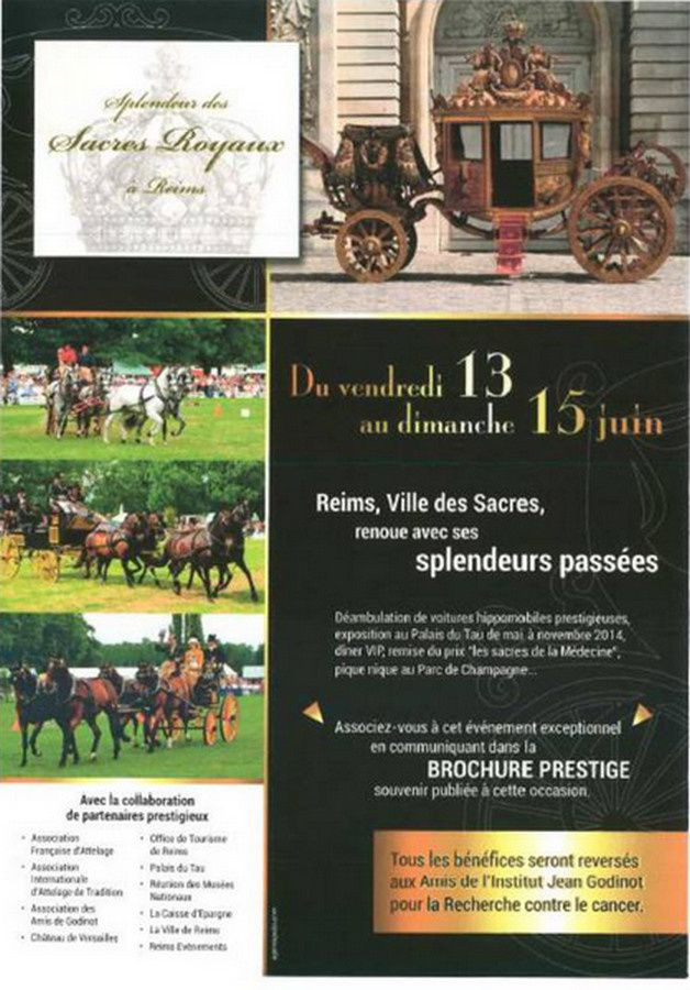 Prestigieux rassemblement de tradition à Reims 13-15 Juin