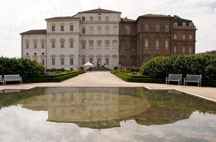 CIAT Venaria Reale, un spectacle royal