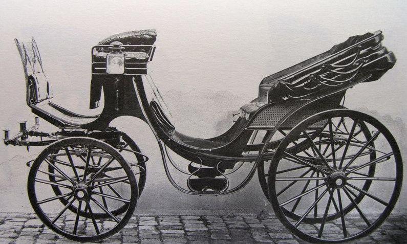La vente des voitures de Napoléon III en 1871