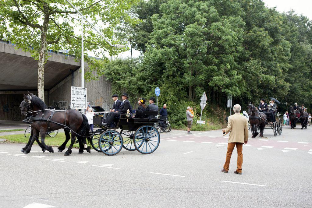 2014: Patrimoine hippomobile à l'honneur à Amsterdam