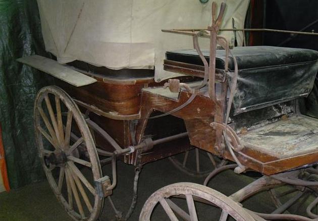 Tonneau wagonnette Trutz Coburg
