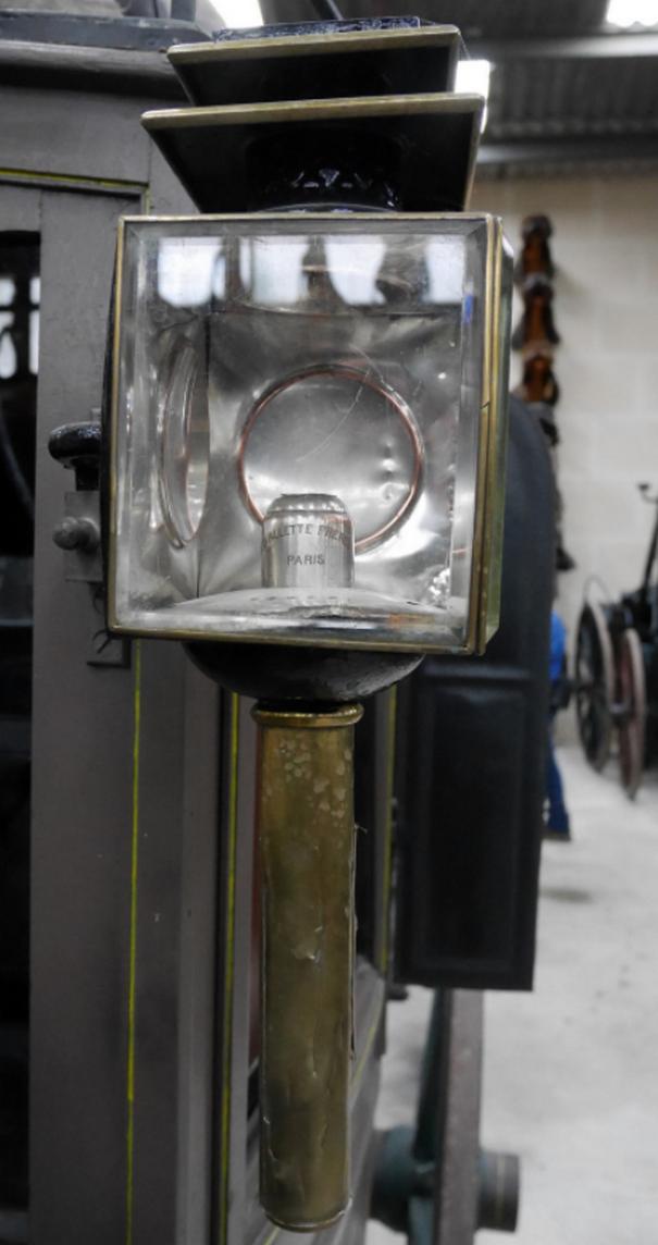 Les trésors cachés des collections de cinéma; les lanternes
